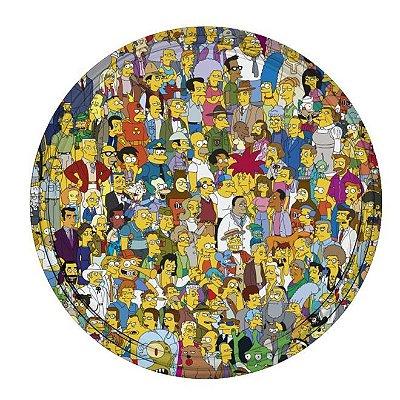 Bandeja Simpsons Springfield