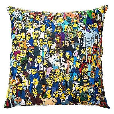 Almofada Simpsons Springfield