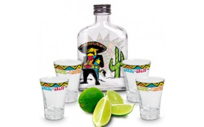Kit Tequila Cow (5 pçs)