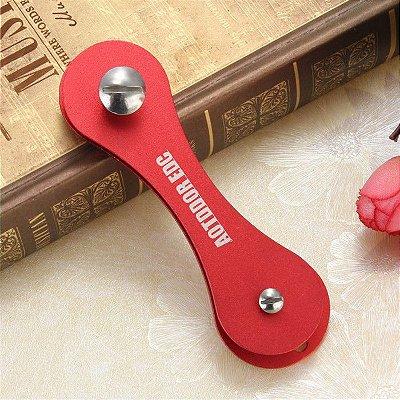 Chaveiro Inteligente Keysmart Vermelho