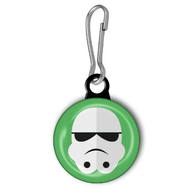 Button para Zíper - Stormtrooper