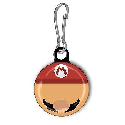 Button para Zíper - Mario