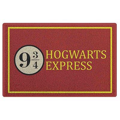 Capacho em Vinil Hogwarts Express - 60 x 40