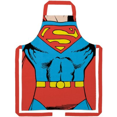 Avental Superman DC Comics
