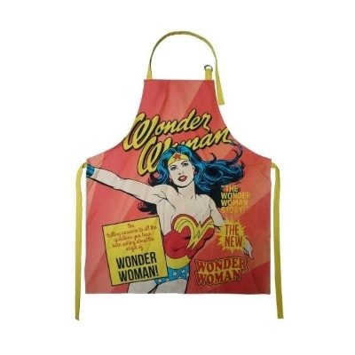 Avental Mulher Maravilha DC Comics Licenciado