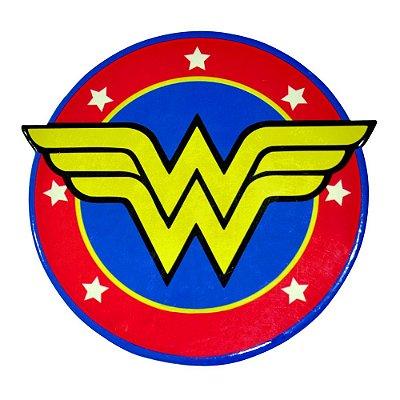 Suporte de Panela Mulher Maravilha DC Comics Licenciado