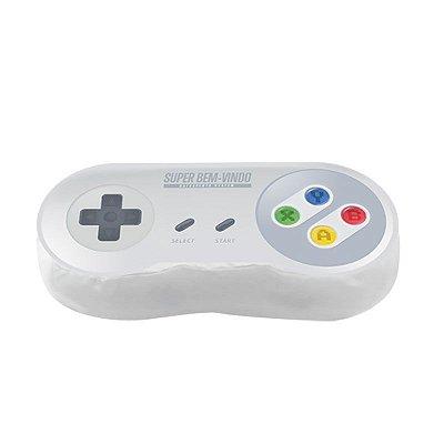 Almofada Controle Super Nintendo