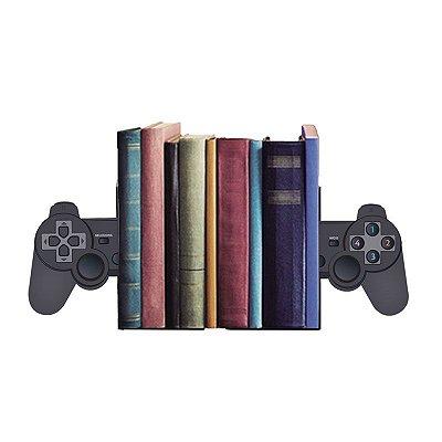 Aparador de Livros Playstation