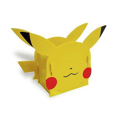 Organizador e Porta-Caneta Pokemon Pikachu