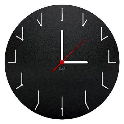 Relógio de Parede Ecológico Ponteiros