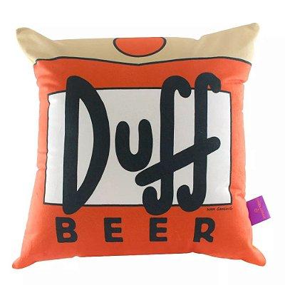 Almofada Duff Beer - 40x40cm - Veludo