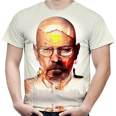 Camiseta Masculina Breaking Bad Estampa Total Md03