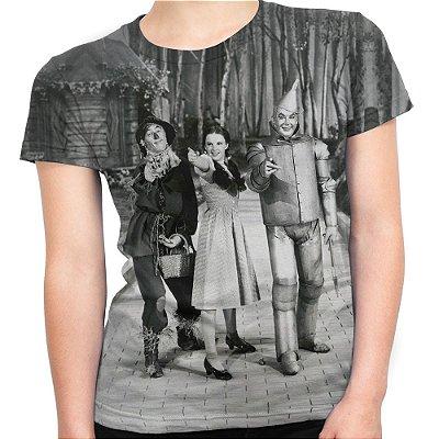 Camiseta Baby Look Feminina O Mágico De Oz