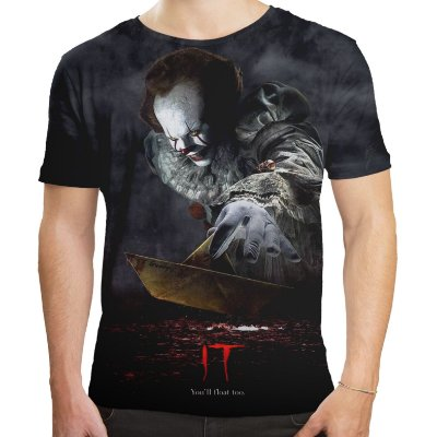 Camiseta Masculina It A Coisa Md01