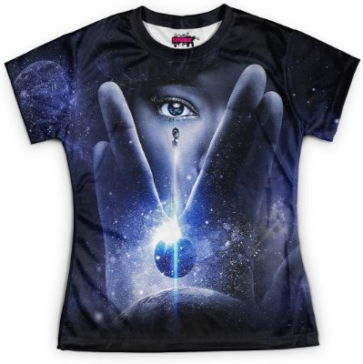 Camiseta Baby Look Star Trek Discovery Md07