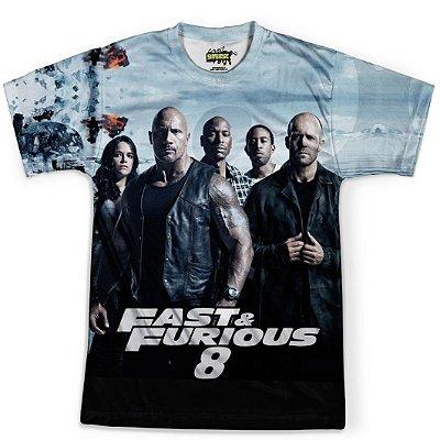 Camiseta Masculina Velozes e Furiosos MD03