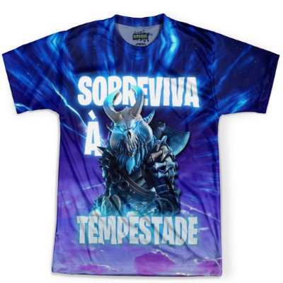 Camiseta Masculina Fortnite MD04