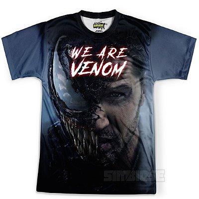 Camiseta Masculina Venom MD01
