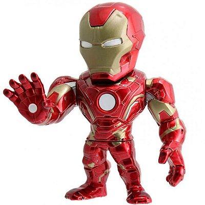 Homem de Ferro 10cm metals Die Cast Vingadores Avangers M46