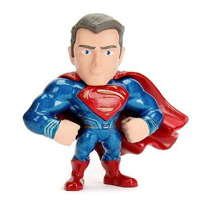Superman 6 cm metals Die Cast Liga da Justiça DC M541