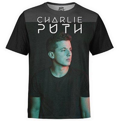 Camiseta masculina Charlie Puth Estampa digital md01