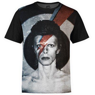 Camiseta masculina David Bowie Estampa digital md01
