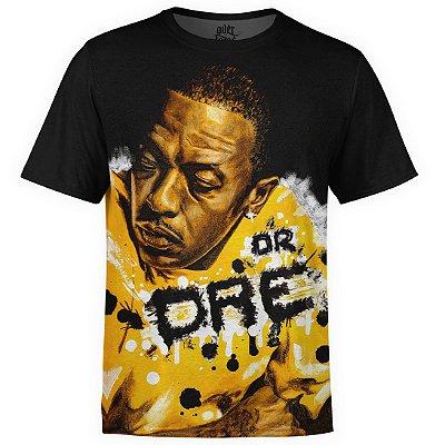 Camiseta masculina Dr. Dre Estampa digital md01