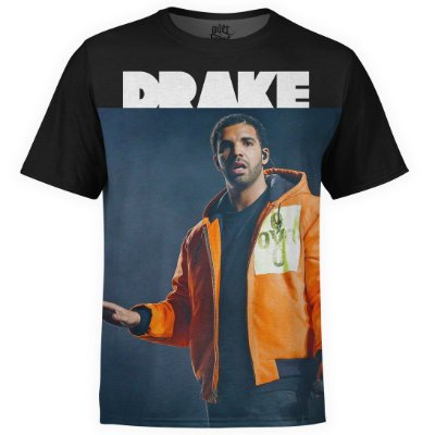 Camiseta masculina Drake Estampa digital md03
