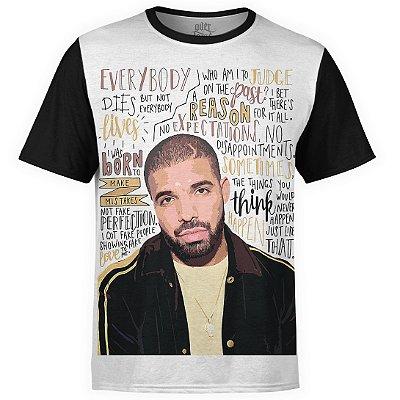 Camiseta masculina Drake Estampa digital md05