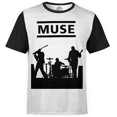 Camiseta masculina Muse Estampa digital md04