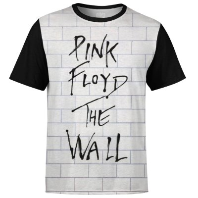 Camiseta masculina Pink Floyd Estampa digital md01