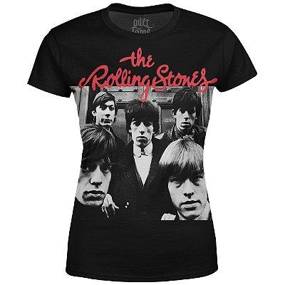 Camiseta Baby Look Feminina The Rolling Stones md03
