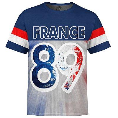 Camiseta Masculina França France md01
