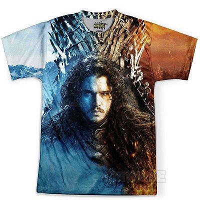 Camiseta Masculina Game of Thrones GOT Md13