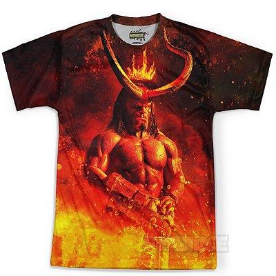 Camiseta Masculina Hellboy MD01
