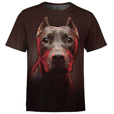 Camiseta Masculina Pitibull md01