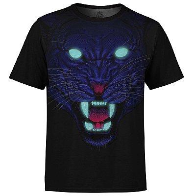 Camiseta Masculina Pantera Negra md01