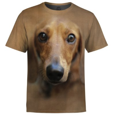 Camiseta Masculina Basset md01