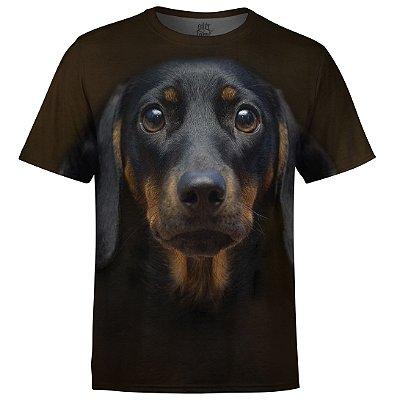 Camiseta Masculina Basset md02