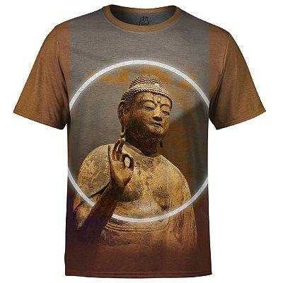 Camiseta Masculina Buda md01