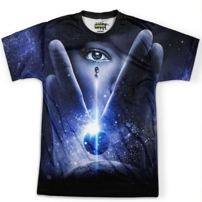 Camiseta Masculina Star Trek Discovery Md07 - OUTLET