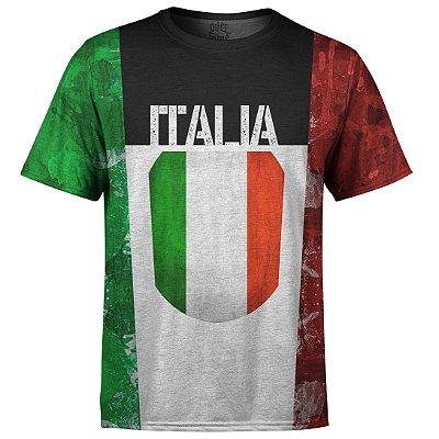 Camiseta Masculina Itália md01- OUTLET