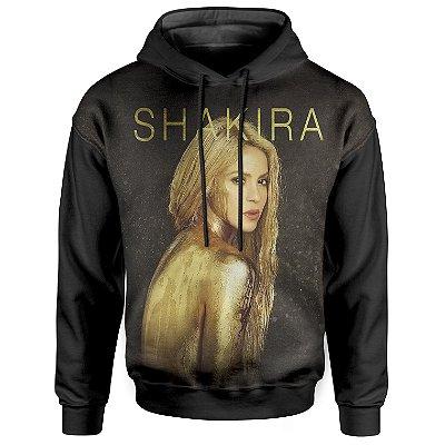 Moletom Com Capuz Unissex Shakira md03