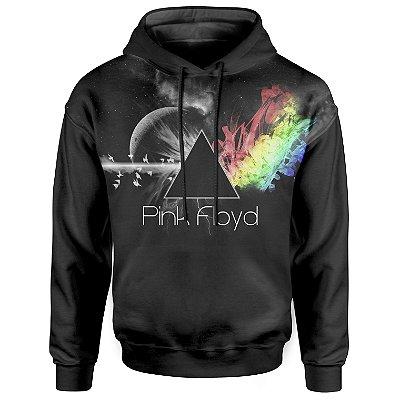 Moletom Com Capuz Unissex Pink Floyd md04