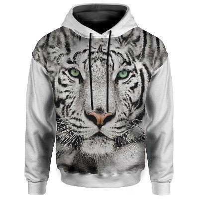 Moletom Com Capuz Unissex Tigre de Bengala md01