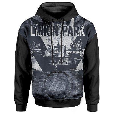 Moletom Com Capuz Unissex Linkin Park md01