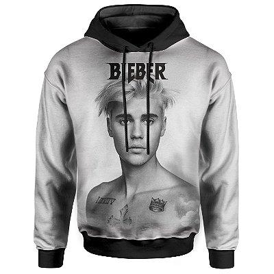 Moletom Com Capuz Unissex Justin Bieber md02