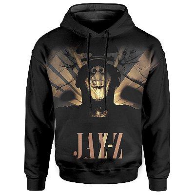 Moletom Com Capuz Unissex Jay Z - Jay-Z md03