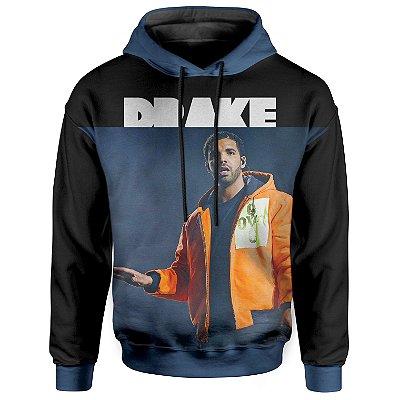 Moletom Com Capuz Unissex Drake md03