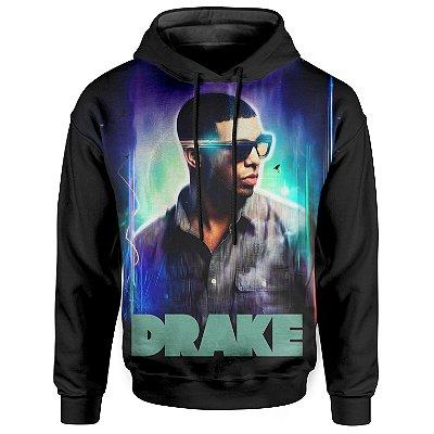 Moletom Com Capuz Unissex Drake md02
